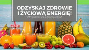 Chcesz odzyskać zdrowie i życiową energię? Wprowadź te zmiany, a efekty Cię zaskoczą!